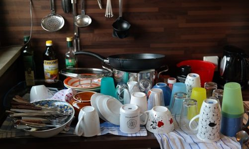 How do you wash your dishes?
