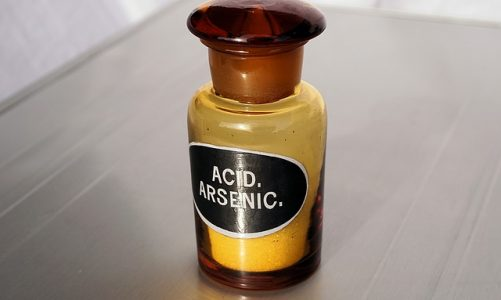 Arsenic in Rice.  Should I be concern?
